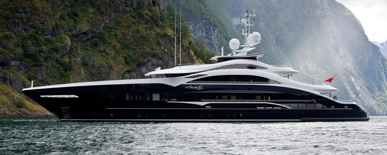 AnneG superyacht